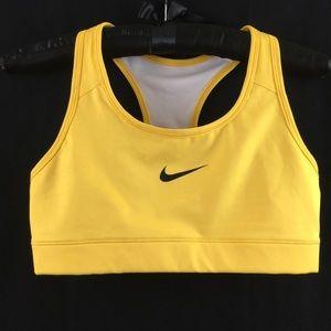 Nike Varsity Women's Sports Bra EUC Size S